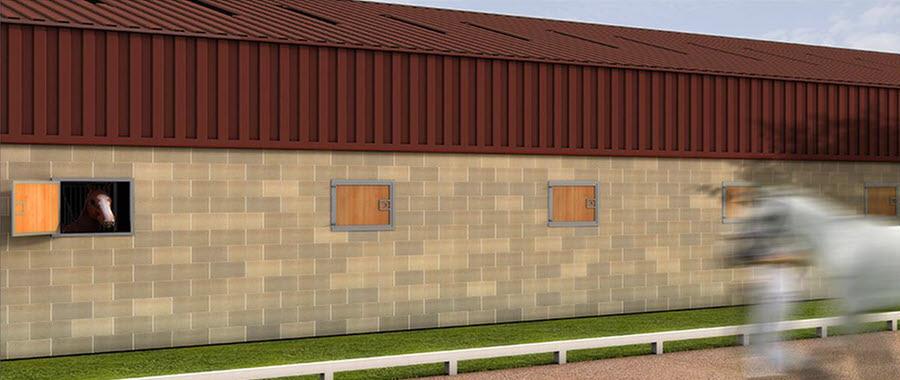 HVEquine Premier Horse Boarding Facilities
